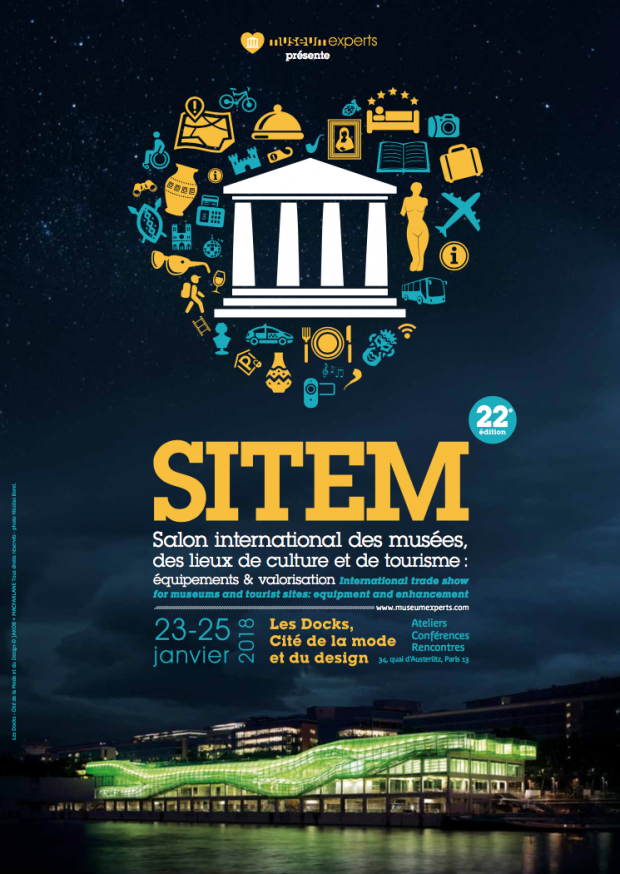 Présentation de myEXPO au SITEM 2018