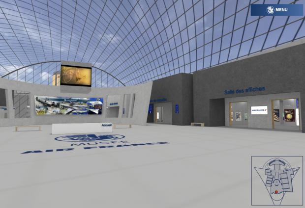 Publier ses collections sur la toile de façon spectaculaire ... un musée virtuel en 3d temps réel